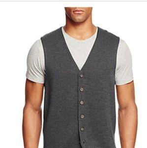 Bloomingdale's Merino Wool Vest
